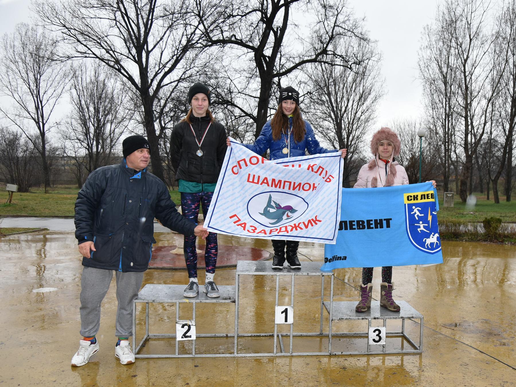 Десислава Лазарова от Веда е шампион в Държавното първенство по модерен петобой